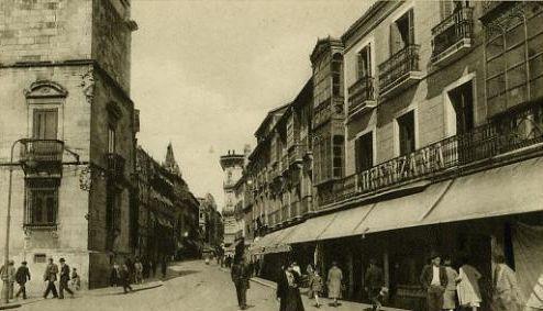 Calle Ancha Llión